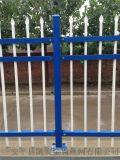 新型组装式插接镀锌锌钢护栏 社区小区厂区围墙
