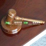 审判庭法锤实木审判槌法官锤审讯专用法院家具