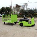 3/4/6吨电动牵引车 座驾式电动牵引车 小型电动牵引车