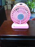 夏季热销 便携式小风扇移动电源 小风扇充电宝厂家