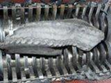 轮胎造粒机除掉钢丝