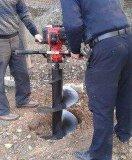 大马力钻坑机|埋桩打坑机|大直径打坑机