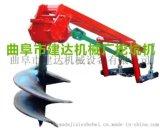 鑽地挖坑機 大馬力植樹汽油挖坑機 大功率植樹打坑機 優質挖坑機