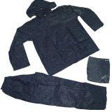 170T涤纶/PVC雨衣套装 (SUC50069)