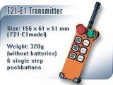 台湾禹鼎遥控器F21-E1 CD电动葫芦遥控器 (正品)