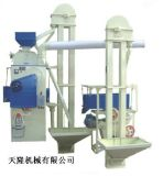 小型组合碾米设备