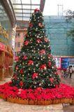 芜湖圣诞树灯串仿真圣诞树做法大型圣诞树批发
