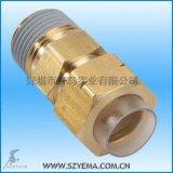 卡套接头 CC6X4-02 优质黄铜 适用多种流体介质 韩国原装