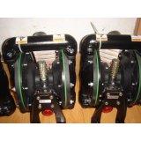 原装美国ARO 英格索兰 型号666120-3EB-C 1寸铝合金气动隔膜泵