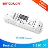 DMX512解码器   恒压双路DMX解码器  BC-832  双色灯具dmx512驱动器