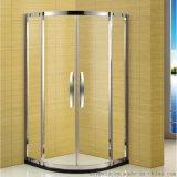 鼎派衛浴DIYPASS BF-0210 304不鏽鋼淋浴房