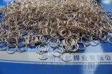 郑州金欧焊业供应不锈钢、铁与铜及铜合金管类焊接专用10-56%银焊环 20银 35银 45银 50银焊环