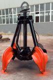 2t港口吊 重型 XZ7单绳悬挂抓斗 防漏粮食抓斗 吊具索具