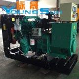 50kw玉柴发电机 YCD85Z-D20拖车发电机