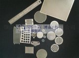 不锈钢无磁通讯设备用网,304微孔板网,精密过滤网