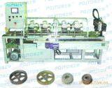 高精度齿轮刷毛边机 全自动机械零件刷毛边机