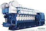 韩国现代燃气发电机组(2.7MW~28.5MW)