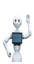 Pepper機器人火熱銷售中—翼哥科技