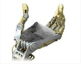 菱政 意大利进口磁粉耐磨耐高温磁性铁粉 永磁铁氧体磁粉