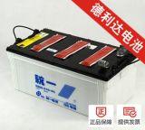深圳统一电池发电机用蓄电池统一N200