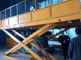 供应双缸导轨链条式升降机,固定式剪刀叉升降平台厂家直销