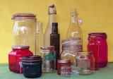 厂家生产各种玻璃瓶,可OEM定做玻璃瓶罐
