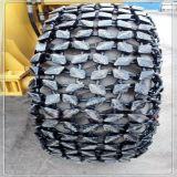 统威30型高密度耐磨加强加厚保护链防滑链,17.5-25耐磨加密加厚型适合于龙工,柳工等
