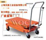 供应WO41140脚踏式平台车