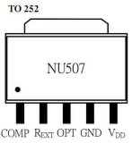 LED内置MOS恒流IC-NU507