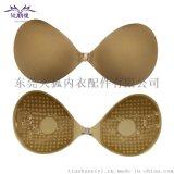 隱形文胸 外貿原單無肩帶防滑超薄貼膚舒適性感內衣