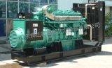 东莞发电机组厂直销玉柴YC7TD840L-D20型600KW柴油发电机组
