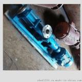 直銷上海文都牌G35-1型軸不鏽鋼單螺杆泵