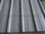 推薦興博絲網彩鋼壓型吸音板 彩鋼微孔板裝飾板廠