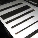 专业生产冷拉钢 冷拉扁铁 60*5mm 光亮电镀 厂家直销