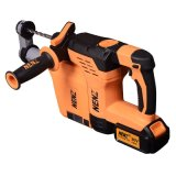 国内首款吸尘电锤、无尘环保电锤产品、大功率电锤家装打孔必备工具