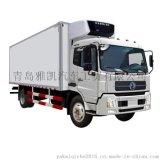 国五6.2米东风冷藏车报价,青驰牌冷藏车,冷链运输车