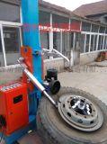 新型立式大車輪胎拆裝機