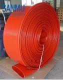 12寸超大流量远程供水专用输水聚氨酯软管
