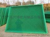 体育场地围栏网、勾花网围栏、弹性网面围栏