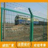 汕尾铁路护栏网 湛江轨道防护网 镀锌钢丝绳厂价直销