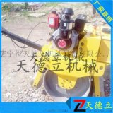YL600S柴油单轮手扶小型压路机 铺路用小型压路机