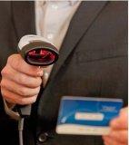 手持式条码扫描枪 ,一维激光扫描枪