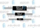 四端模压线绕取样电阻器M4T