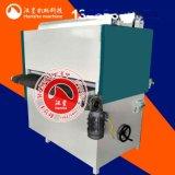 汉鲨SWM800型压砂砂光机抛光机打磨机定尺砂宽带砂光机木材抛光机精密抛光机实用砂光机铝型材砂光机