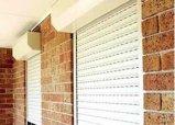 厂家直销卷帘门、欧式铝合金卷帘防护窗