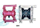 上海净方QBY铸铁气动隔膜泵厂家直销