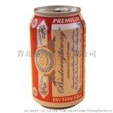 夜場啤酒330ml易拉罐全國招商