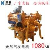 浙江燃气发电机, 沼气发电机, 新型燃料发动机