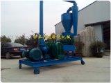 装罐水泥灰抽送机,高扬程气力输送机,不锈钢气力吸料机