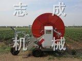 直供75-300卷盘式喷灌机农用全自动喷灌设备